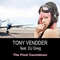DJ Greg, Tony Vendder - The Final Countdown