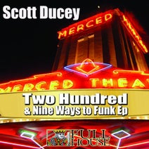 Scott Ducey - Two Hundred & Nine Ways To Funk EP