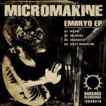 Micromakine - Embryo EP