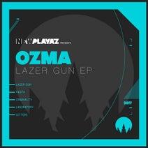 Ozma - Lazer Gun EP