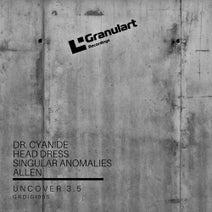Dr Cyanide, Head Dress, Singular Anomalies, Allen - Uncover 3.5