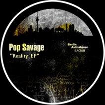 Pop Savage - Reality EP