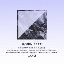 Robin Fett, Timothy, Sascha Dive, Markus Mehta - Studio Talk / Alias