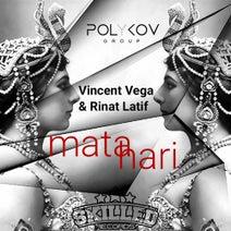 Vincent Vega, Rinat Latif - What I Need