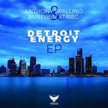 Aurelien Stireg, Anthony Spallino - Detroit Energy EP