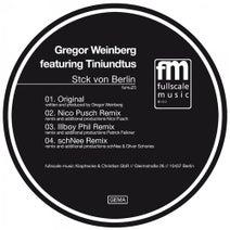 TiniUndTus, Gregor Weinberg, Nico Pusch, Ill-Boy Phil, schNee - Stck Von Berlin