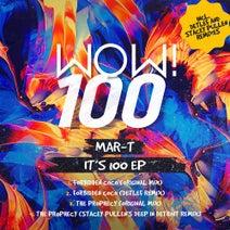 Mar-T, Detlef, Stacey Pullen - IT'S 100 EP