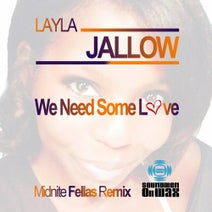 Layla Jallow, Filippo Fedetto - We Need Some Love
