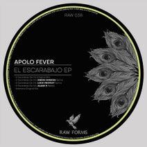 Apolo Fever, Mario Donoso, Lock Proyect, Alaan H - El Escarabajo De Oro EP