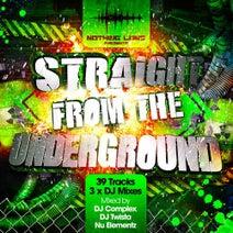 Jayline, Prestige, Nik Itch, Guv, Hoax, DJ Complex, Nu Elementz, Sensa, Dub Control, Digital Era, Bluefoot, Macky Gee, Grizzy, DJ Twista, Java, Brockout, Chewy Lay - Straight From The Underground
