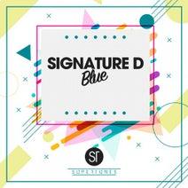 Signature D - Blue