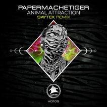 PaperMacheTiger, Saytek - Animal Attraction