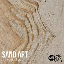 Yoshi Sushi - Sand Art