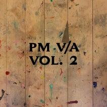 Siete Catorce, Amazondotcom, Borderlandstate, Galcid, Isabella, Katsunori Sawa, Lack, NKC, Peder Mannerfelt - PM V/A Vol. 2