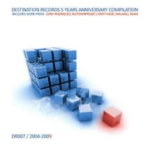 Nutownproject, Malakili, Iskan, Matt Heize, Dany Rodriguez, Matt Heize - Destination Records 5 Years Anniversary Compilation