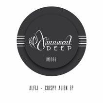 Alfij - Crispy Alien EP