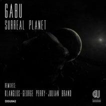 Gabu, George Perry, Klanglos, Julian Brand - Surreal Planet