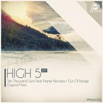 High 5, Nanje Nowack - Ten Thousand Suns