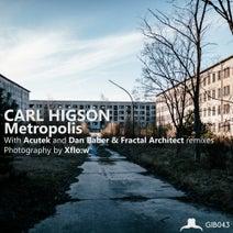 Carl Higson, Acutek, Dan Baber, Fractal Architect - Metropolis