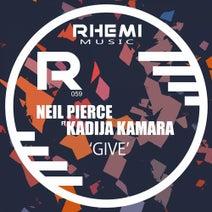 Neil Pierce, Kadija Kamara, Samba La Casa - Give