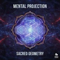 Mental Projection, Sinestesia, Mental Projection, Akasha (BR) - Sacred Geometry
