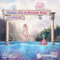 Matias Vila, Nicolas Ruiz, Michael A, Robert R. Hardy - Diferente