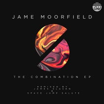 Jame Moorfield, James Slaven, Space Jump Salute - The Combination EP