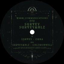 Survey, HLZ - Orka / Chlorophyll