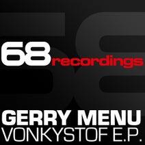 Gerry Menu - Vonkystof EP