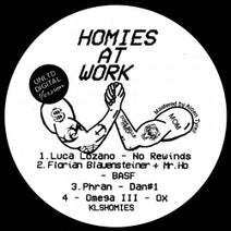 Luca Lozano, Mr. Ho, Florian Blauensteiner, Phran, Omega III - Homies At Work
