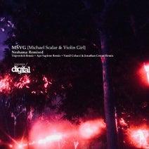 Violin Girl, MSVG, Michael Scalar, Tripswitch, Ape Sapiens, Yamil Colucci, Jonathan Cowan - Neshama: Remixed
