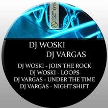 DJ Woski, DJ Vargas - Sharp Eyes