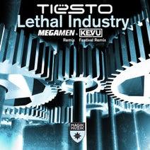 Tiësto - Lethal Industry (MegaMen Remix + KEVU Festival Remix)