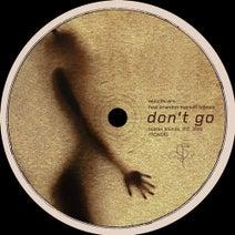 Brandon Markell Holmes, musclecars, AmFlow - Don't Go (feat. Brandon Markell Holmes)