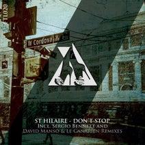 St Hilaire, Sergio Bennett, David Manso, Le Canarien - Don't Stop
