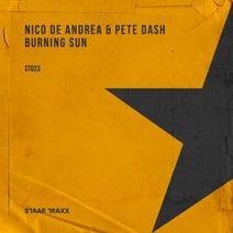 Nico de Andrea, Pete Dash - Burning Sun