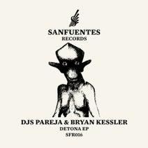 Bryan Kessler, DJs Pareja, Mijo - Detona