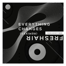 Ben Bright, Freshair, Max Meltser, Elektroluchs - Everything Changes