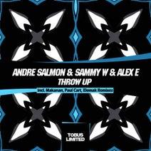 Andre Salmon, Sammy W, Alex E, Makanan, Paul Cart, Elomak - Throw Up