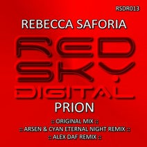 Rebecca Saforia, Alex Daf, Arsen & Cyan - Prion