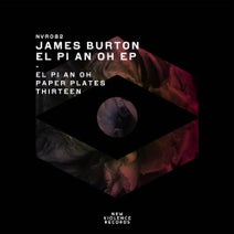 James Burton - El Pi An Oh EP