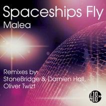Malea, Oliver Twizt, Stonebridge, Damien Hall - Spaceships Fly