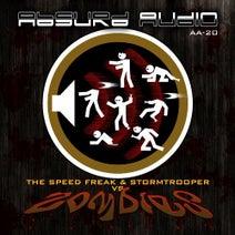The Speed Freak, Stormtrooper - VS Zombies