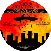 D.j. Di'jital - Alien II Abduction EP