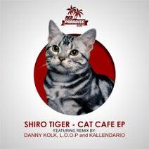Shiro Tiger, Danny Kolk, Kallendario, L.O.O.P - Cat Cafe