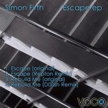Simon Firth, Repton - Escape EP