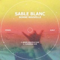 Sable Blanc - Bonne Nouvelle EP