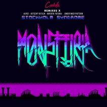 Stockholm Syndrome, Alvee, Kitschy Kitsch, Mverto Futura, Undefined Pattern - Monsturia