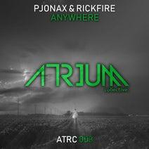 Pjonax, Rickfire - Anywhere