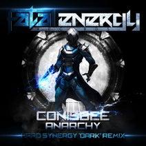 Conisbee, Hard Synergy - Anarchy (Hard Synergy 'Dark' Remix)